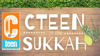 CTeen in the Sukkah
