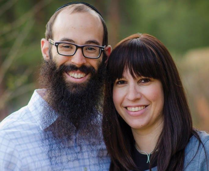 Rabbi Dovie and Rebbetzin Chaya Shapiro