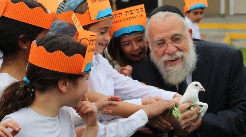 Rabbi Newman with dove.jpg
