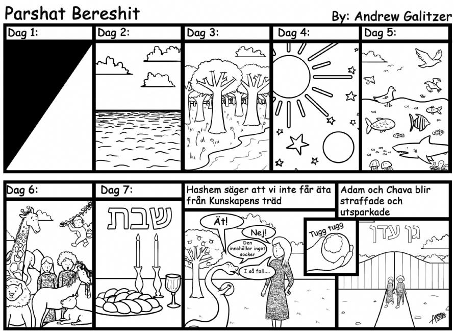 Bereshit Swedish coloring Page.jpg