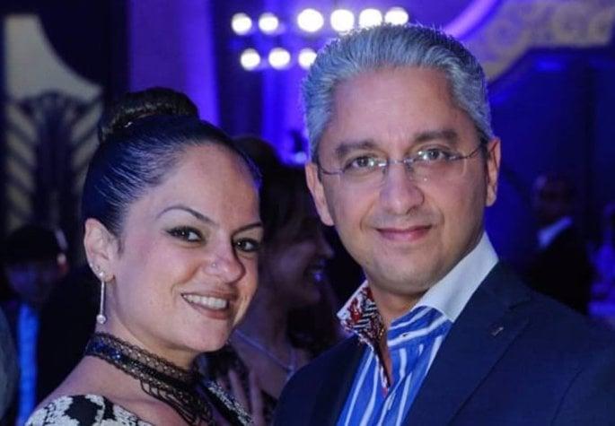 Behdad and Sharlyn Noorani.