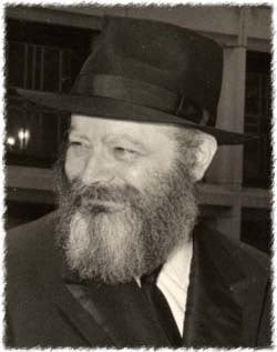 The Rebbe 1953