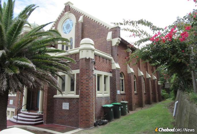 Founded in 1905, the Newcastle Hebrew Congregation is one of Australia's oldest, as well the longest in continuous use outside of the nation's major capital cities.