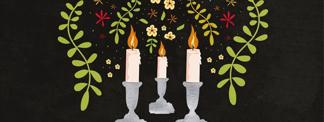 On Giving Charity before Kindling Shabbat Candles
