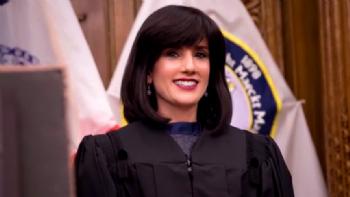 Chassidic Judge Ruchie Frier