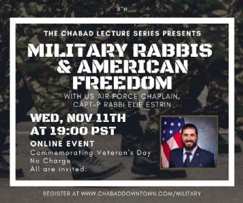 Military Rabbis