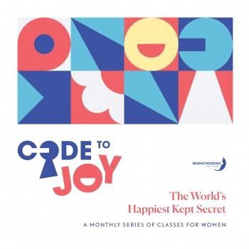 Rosh Chodesh Society: Code to Joy