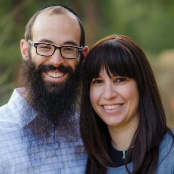 Meet the Rabbi Dovie & Chaya Shapiro