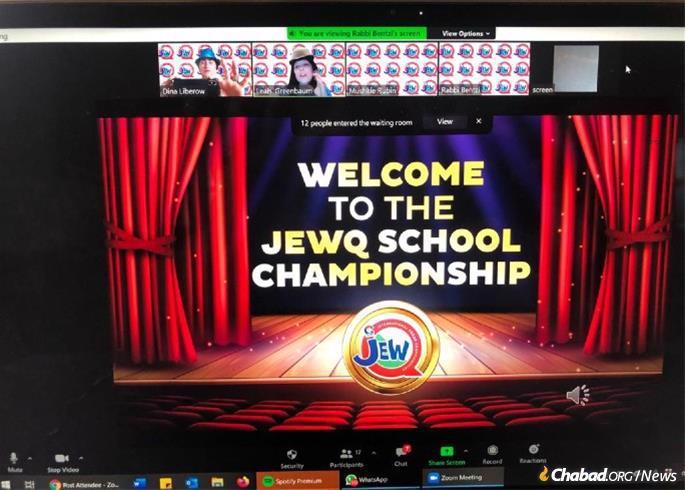 Australia's first JewQ Championship will take place, Sunday, Nov. 29.