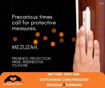 The Frieda Mezuzah Project