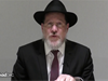 The Rebbe's Siyum for Tractate Eruvin