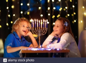 Chanukah TOGETHER @ Home   On ZOOM