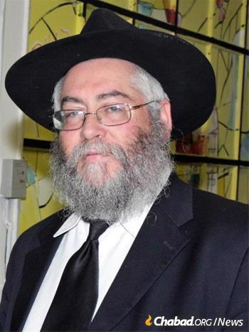 Rabbi Moshe Shaikevitz (Photo: Rinati Dor Dvorski)