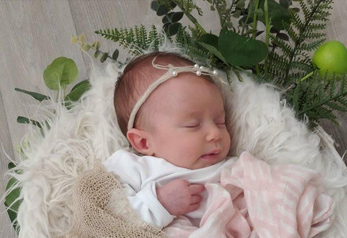 Lockdown baby, Chana Miriam Hendel.