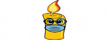 Shamash Candle
