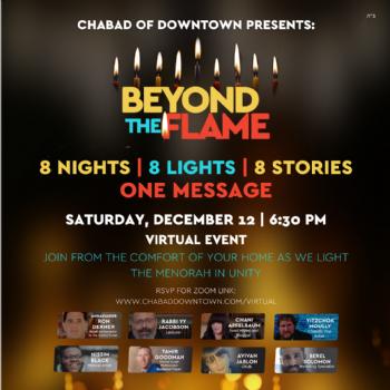 Virtual Chanukah Event