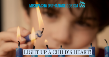 THIS CHANNUKAH LIGHT UP A CHILD'S HEART