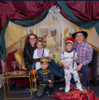 Purim in the Palace 2020