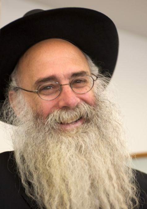Rabbi Chanan Feld, of blessed memory. © Daniel Feld