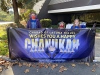Chanukah at Chabad Hebrew School - In-person activities & online fun!