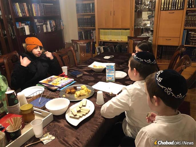 Children and education will remain a focus of Chabad of Hanover.