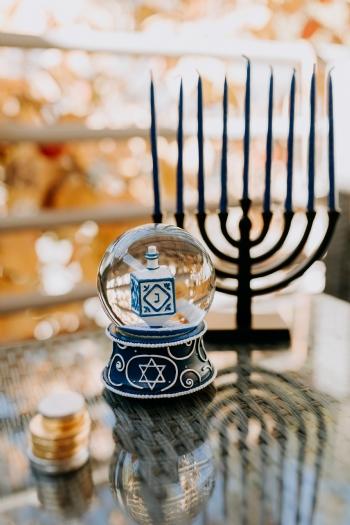 Sharon Biffoni They appreciate the Jew that I am