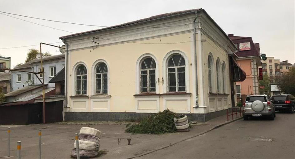 This synagogue in Rovno, Ukraine, is where Rabbi Dovber, the Maggid of Mezritch—who was successor to Rabbi Yisrael Baal Shem Tov as leader of the Chassidic movement—prayed, studied and taught as early as 1760.