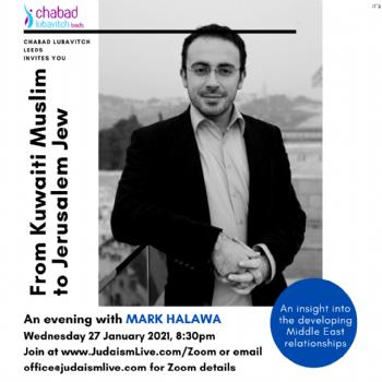 Mark Halawa: Kuwaiti Muslim to Jerusalem Jew