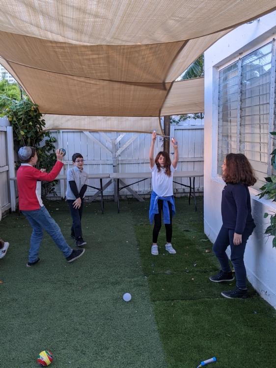 Hebrew School 01 2021