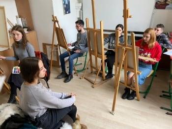 Художественно-графический факультет