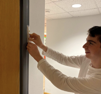 Campus Mezuzah Program