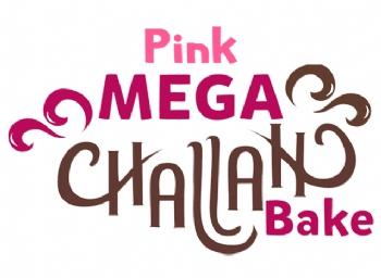 Pink Mega Challah Bake 2019