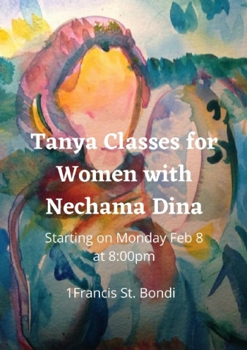 Women's Tanya Class