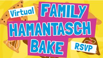Hamantasch Bake RSVP