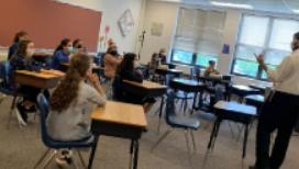 K5 Bader Hillel Academy Learning 2019-2020