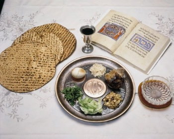 Passover Seder 2021