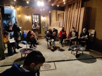 Fireside Purim Celebration