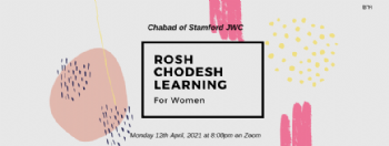 JWC Women's Rosh Chodesh Learning