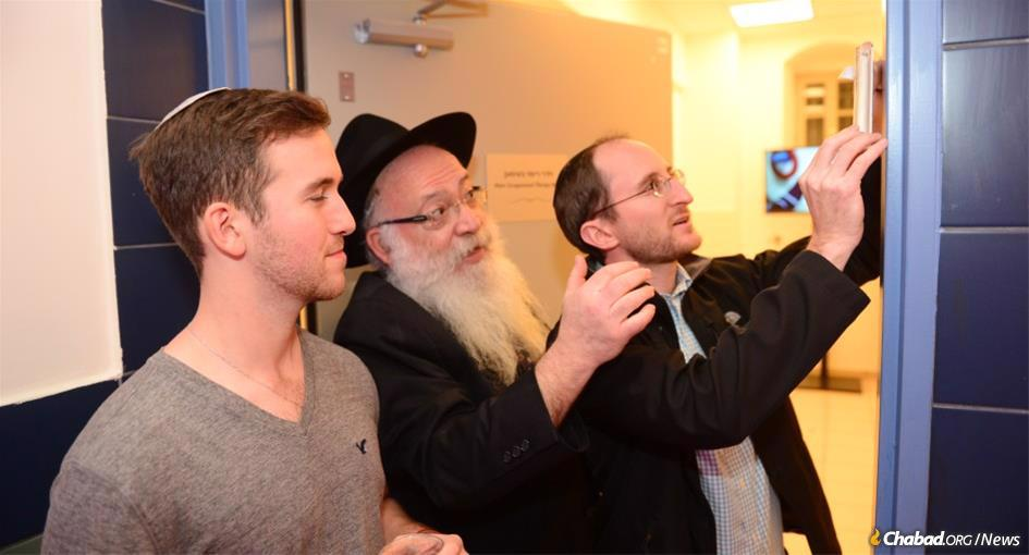 Rabbi Chaim Gurevitch transformed the lives of donors as much as those they helped through him. (Photo: Colel Chabad)
