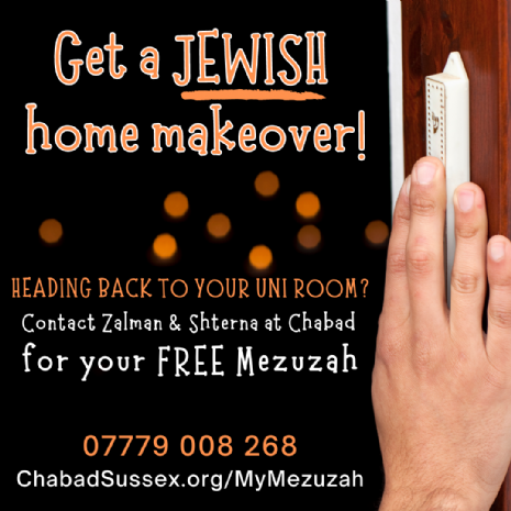 Get My Mezuzah