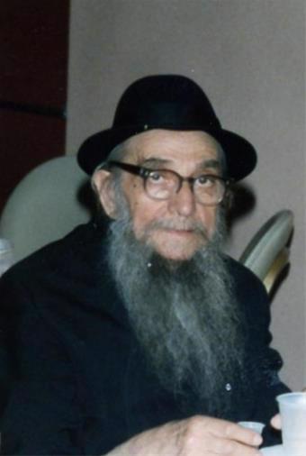 Rabbi Naphtali Junik