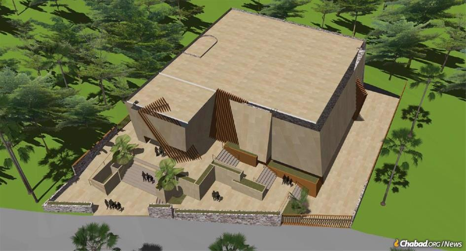Grenada's new Jewish center will house a synagogue, a mikvah and a kosher cafeteria for hundreds of Jewish medical students.