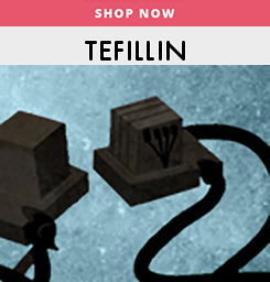 Shop Now for Tefillin