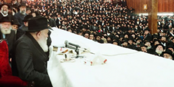Farbrengen with the Rebbe: Yud Alef Nissan