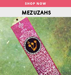 Shop Now for Mezuzahs