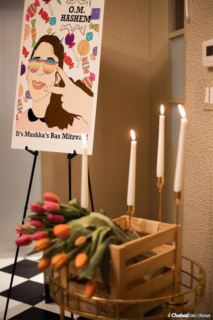 Community celebrations of Jewish life are a hallmark of Chabad events.