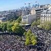 O Mundo Judaico Protesta Frente ao Antissemitismo e Injustiça