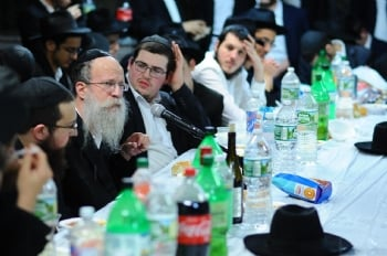 Tishrei by the Rebbe