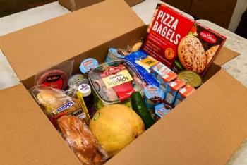 Free Kosher Food Box!