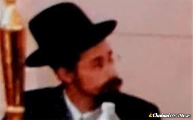 Rabbi Shmuel Zvi Klagsbald